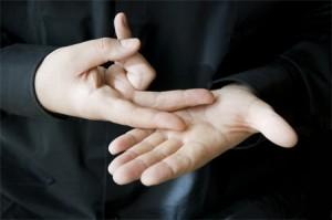 Intérprete de Lengua de Signos